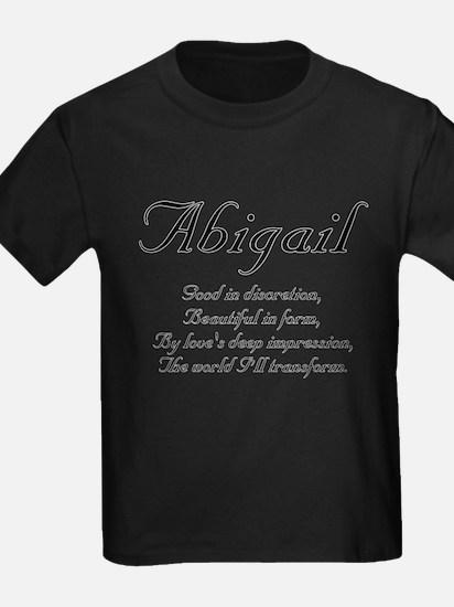 Abigail Rhyme T-Shirt