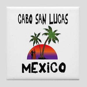 Cabo San Lucas Mexico Tile Coaster