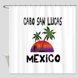 Cabo San Lucas Mexico Shower Curtain