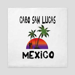 Cabo San Lucas Mexico Queen Duvet