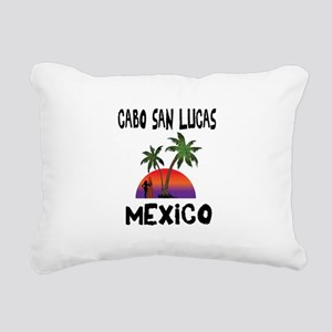 Cabo San Lucas Mexico Rectangular Canvas Pillow