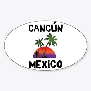 Cancun Mexico Sticker