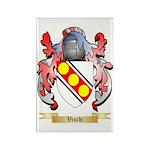 Vischi Rectangle Magnet (100 pack)