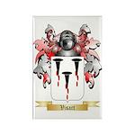 Visart Rectangle Magnet (100 pack)