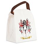 Visart Canvas Lunch Bag