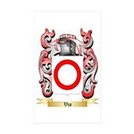 Vio Sticker (Rectangle 50 pk)