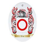 Vio Oval Ornament