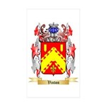 Vinton Sticker (Rectangle 50 pk)
