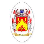 Vinton Sticker (Oval)