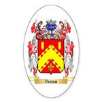 Vinton Sticker (Oval 50 pk)