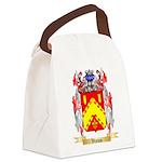 Vinton Canvas Lunch Bag