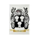 Viney Rectangle Magnet (100 pack)