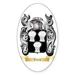 Viney Sticker (Oval 10 pk)