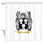 Viney Shower Curtain