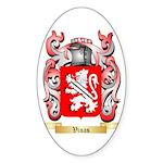 Vinas Sticker (Oval 10 pk)
