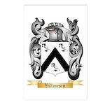 Villumsen Postcards (Package of 8)