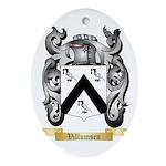 Villumsen Oval Ornament