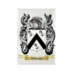 Villerme Rectangle Magnet (10 pack)