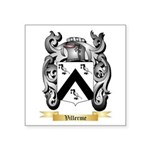 Villerme Square Sticker 3