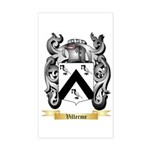 Villerme Sticker (Rectangle)