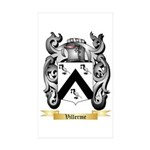 Villerme Sticker (Rectangle 50 pk)