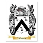 Villerme Small Poster