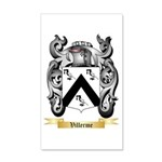 Villerme 20x12 Wall Decal