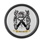 Villerme Large Wall Clock