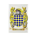 Villeneuve Rectangle Magnet (100 pack)