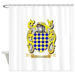 Villeneuve Shower Curtain
