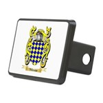 Villenave Rectangular Hitch Cover