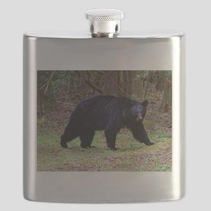 Black Bear Flask