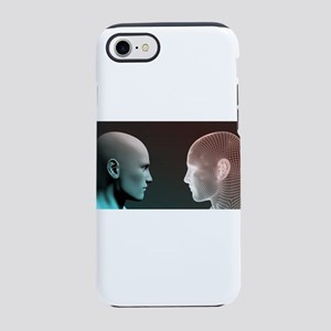Digital Identity and Transfe iPhone 8/7 Tough Case