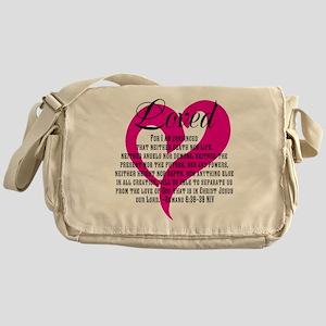 Loved Messenger Bag