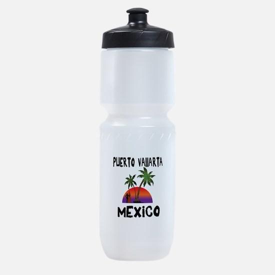 Puerto Vallarta Mexico Sports Bottle