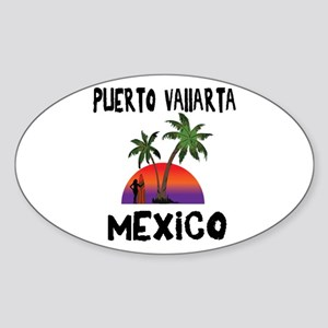 Puerto Vallarta Mexico Sticker