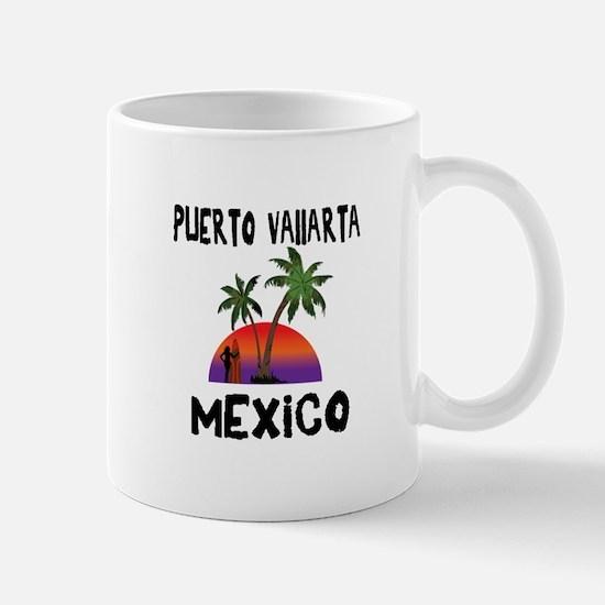 Puerto Vallarta Mexico Mugs