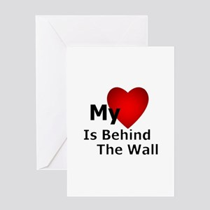 My Heart Behind Greeting Cards