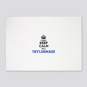I can't keep calm Im TAYLORMADE 5'x7'Area Rug