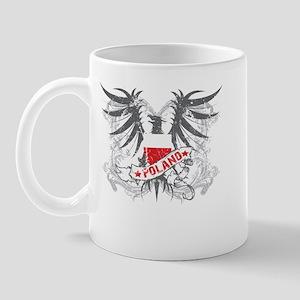 Poland Winged Mug