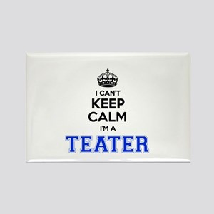 I can't keep calm Im TEATER Magnets