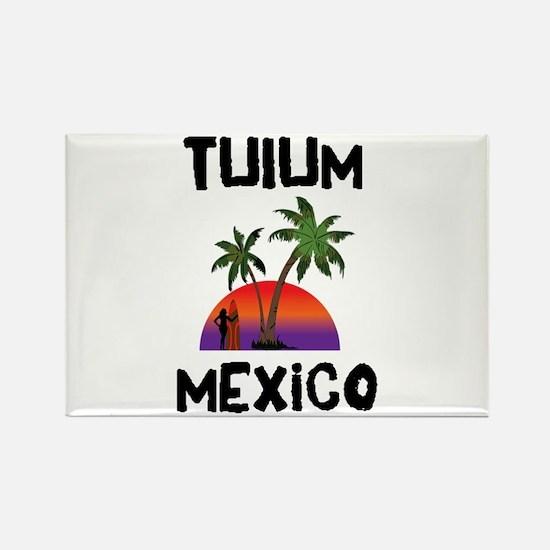Tulum Mexico Magnets