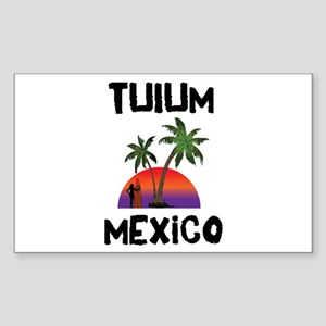 Tulum Mexico Sticker