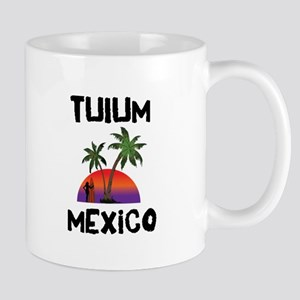 Tulum Mexico Mugs