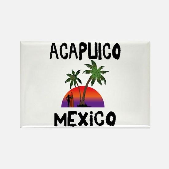 Acapulco Mexico Magnets