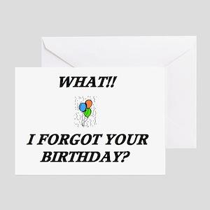 Birthday... Greeting Card