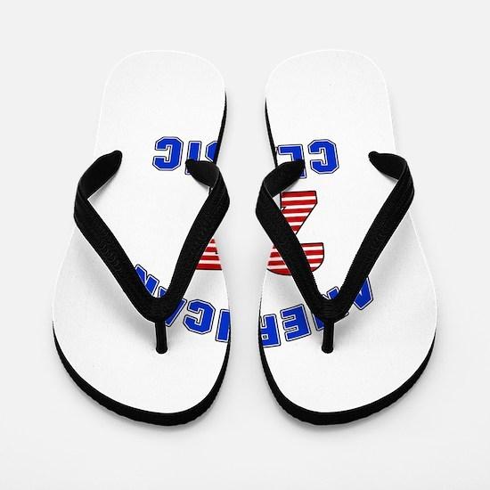 American Classic 27 Birthday Flip Flops