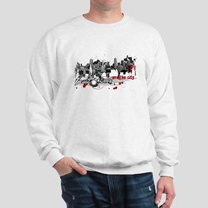 Cityscape Sweatshirt
