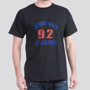 American Classic 92 Birthday Dark T-Shirt