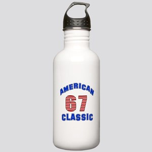 American Classic 67 Bi Stainless Water Bottle 1.0L